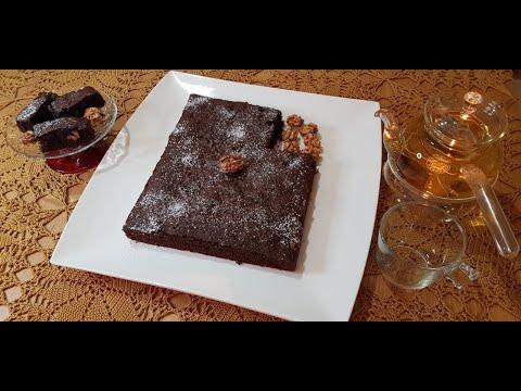 best-recipe-of-chocolate-brownies-🍫🍫ألذ-براونيز-بمكونات-في-كل-بيت