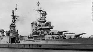 USS Indianapolis wreckage found 72 years later