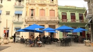 Cuban business owners welcome tourism