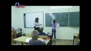 """Открытый урок Ш.В.Мушегян  Лингвистический центр """"Квест"""""""