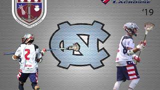 Joe Destro (UNC Commit) 2019 LSM Summer 2015 Lacrosse Highlights