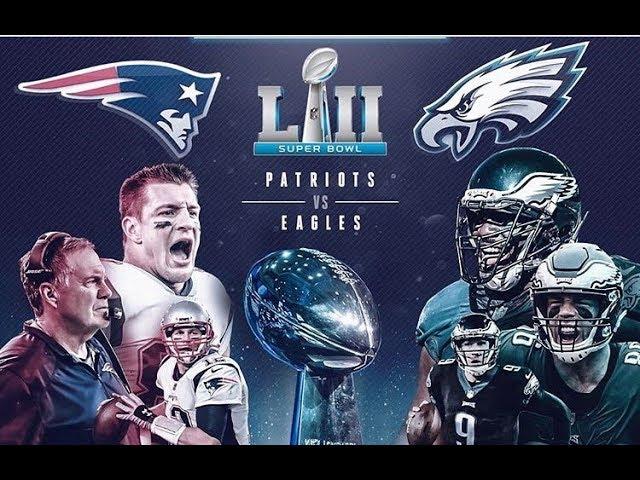 NFL Superbowl 52 Hype Trailer // Philadelphia Eagles vs New England Patriots #1