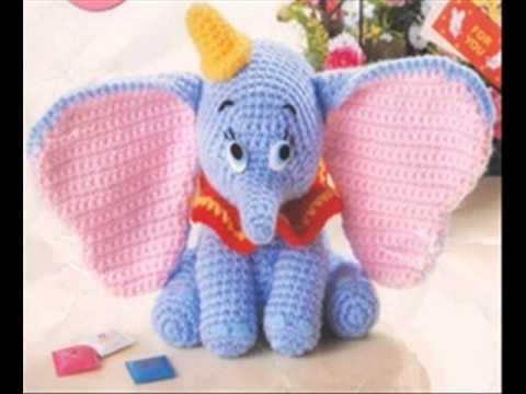 Crochet Elephant Amigurumi 🐘 FREE video tutorial DIY, easy and ...   360x480