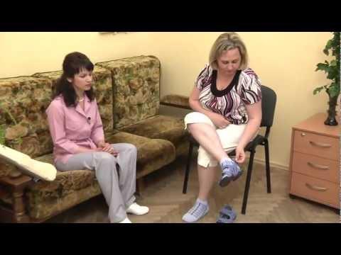 Приемы ухода за больными с односторонним параличем
