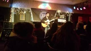 Ryan Trotti - First Time at Bluebird Cafe