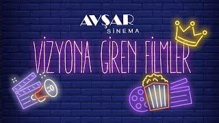 Avşar Sinema - Vizyona Giren Filmler (15 Mart 2019)