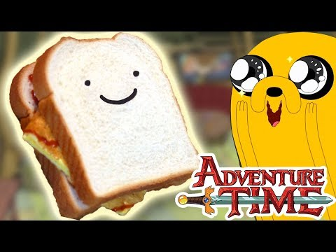 How To Make the Special Sentient Sandwich (Goodbye Adventure Time)