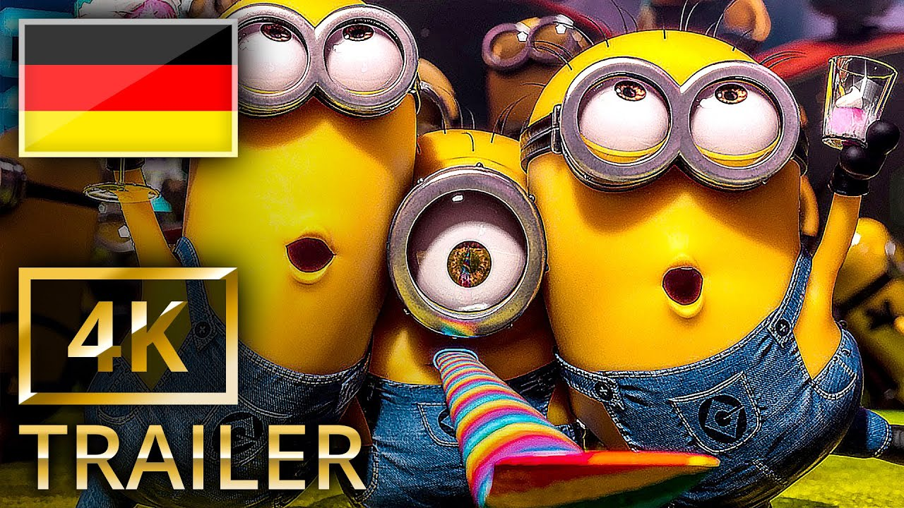die minions stream deutsch