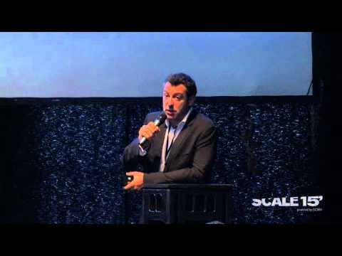 SCALE15 – Fabrice Mollier (TF1 Publicité)