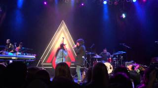 Alex and Sierra/Andy Grammer stronger/Sunday morning 3/27/15 Chicago