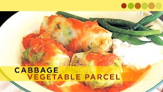 Cabbage Vegetable Parcel | Easy To Cook With Atul Kochhar