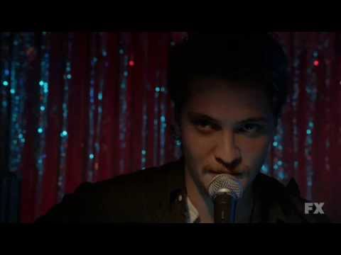 Luke Grimes sings - Outlaw country