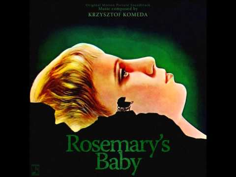 OST O Bebê de Rosemary/Rosemary's Baby/La Semilla del Diablo - Krzysztof Komeda 1968 (HD)
