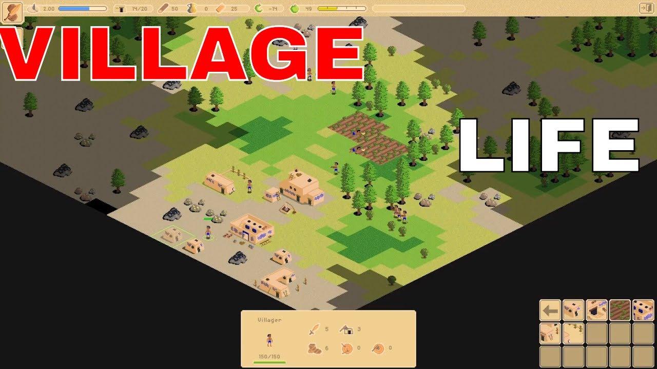 The Fertile crescent - Village simulator - Let's Play The Fertile Crescent