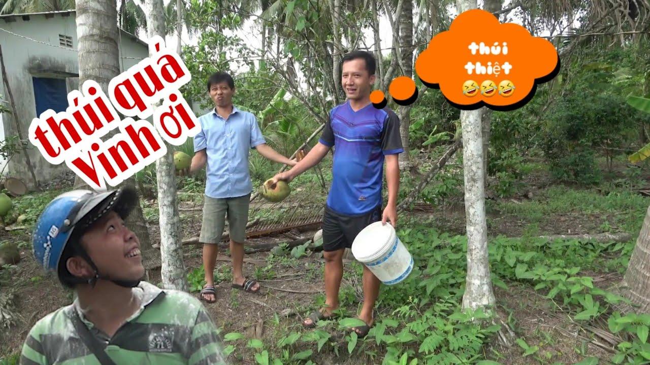 Vinh tặng Chim mùi hương kinh dị của sứ dừa Bến Tre | Lầy Team