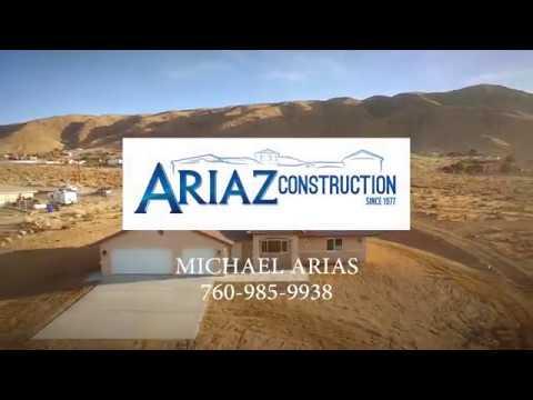 Ariaz Construction 22145 Round Up Way, Apple Valley