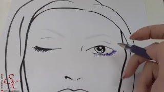 Урок 1 видео-курса № 2. «Smoky eyes: виды, техники, нюансы»