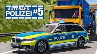 LKW-Kontrolle! AUTOBAHNPOLIZEI-SIMULATOR 2 #5 | Autobahn Police Simulator 2 deutsch