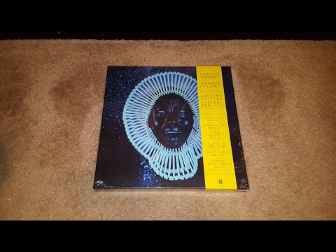 Unboxing: Childish Gambino - Awaken My Love! Limited Edition Virtual Reality 45RPM LP (GLS-0209-01)