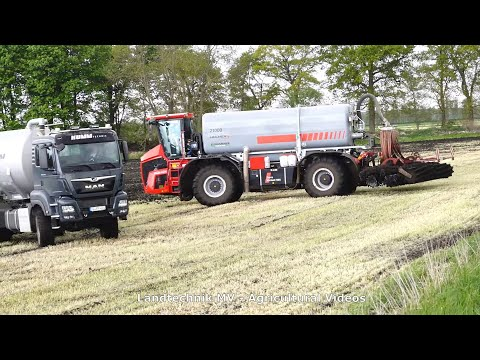 Holmer - Claas - MAN - +++ / Glle - Liquid Slurry  2020