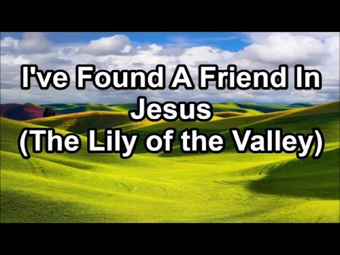 The Lily of the Valley (Lyrics)