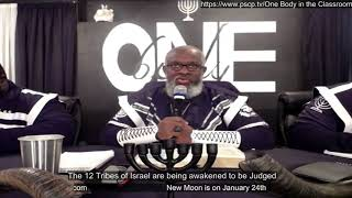 The 12 Tribes of Israel are being Awakened to be Judged
