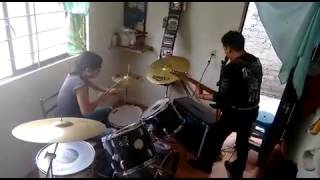 Secta suicida cover herejía virus punk