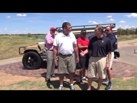 ALS Ice Bucket Challenge Rick Dykes & Kirby Hocutt