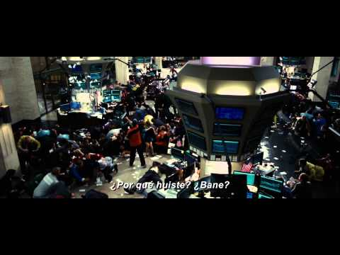 BATMAN  EL CABALLERO DE LA NOCHE ASCIENDE   Trailer 3 subtitulado en español HD oficial WB