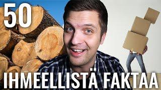 50 IHMEELLISTÄ FAKTAA MAAILMASTA #23