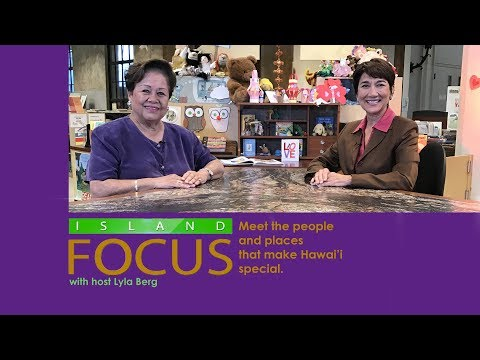 Island Focus - Episode 2, Hawaii State Library (Part 2)