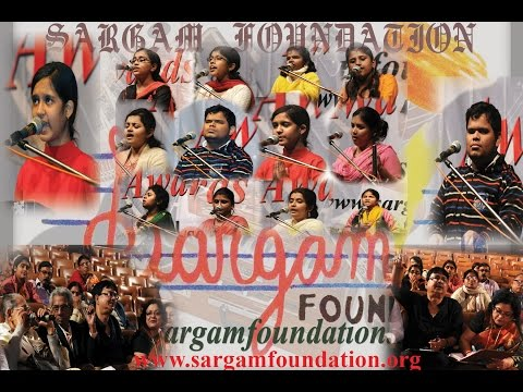 Sargam Foundation's Scholarship Awards Program, 2015: Part1