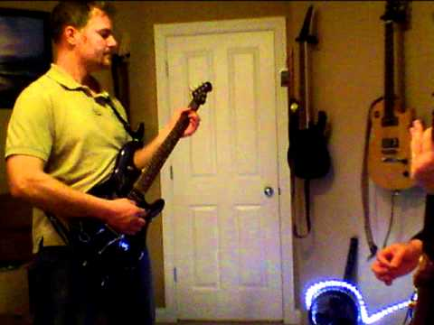 Metallica - Master of Puppets - Cover - Lenny & King Ritchey   Sept 29/2011