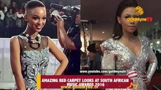 Popular Videos - South African Music Awards & Dress