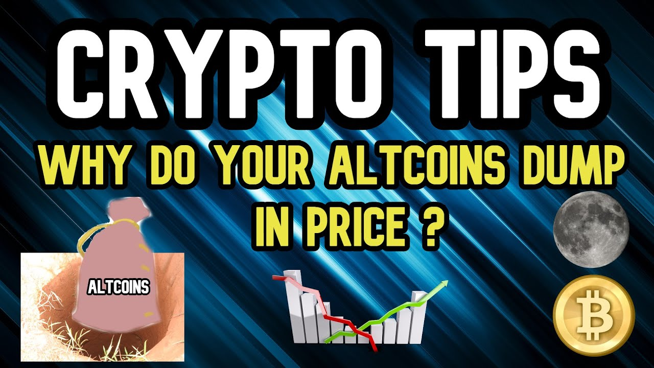 Cryptocurrency Prices Bitcoin vs Altcoins | Why do Altcoins lose value ? 6