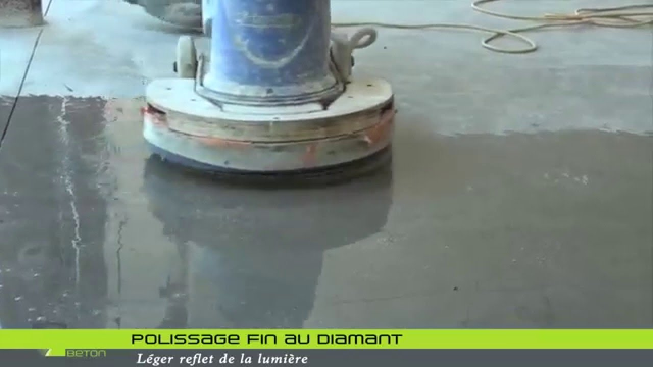 Renovation D Un Sol En Beton Lisse Dans Le Brabant Wallon Youtube