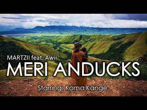 Meri Anducks - Martzii feat. Awii (Unofficial Video)