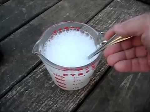 Test Sodium Percarbonate cleaning wooden deck test, the truth, oxygen bleach cleans wood boards