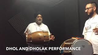 Dhol Dholak Performance