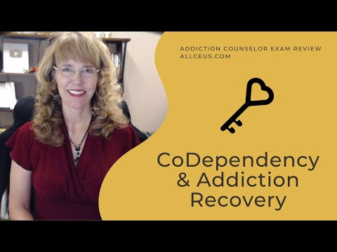 Codependency and the Addiction Recovery Process