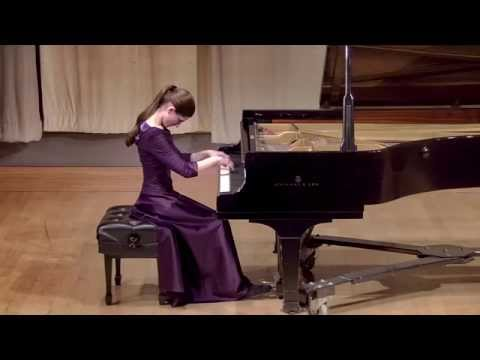 Bach Toccata in D Major, BWV 912 by Marie Kelly (16)