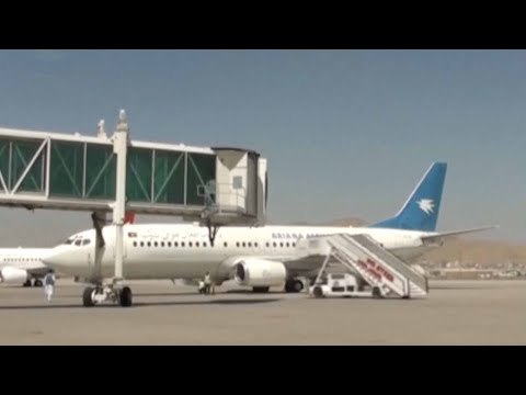 Ariana Afghan Airlines resumes domestic flights