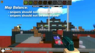 BrickForce - Map Spotlight and Mapping Tips & Tricks (+Beta-Key Giveaway)