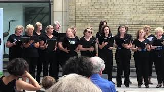My Pop Choir - ROM Grand Opening of the Performance Terrace