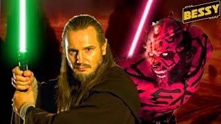 How Qui-Gon Immediately Knew Maul was a Sith - Explain Star Wars