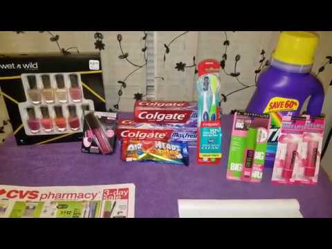 CVS Couponing Haul for Nov. 12-18 | EARLY ACTIVATION! ♥
