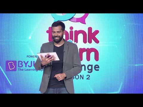 Think and Learn Challenge 2018 - Episode 2 | Oman Semi Final