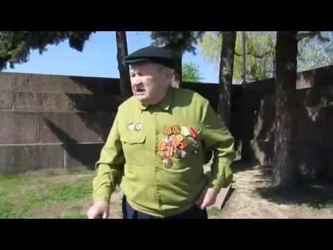 9 мая 2016. Легендарный танкист Трунин делится опытом