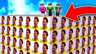 DESAFIO LUCKY BLOCK NEYMAR !! - (Especial Copa do Mundo)