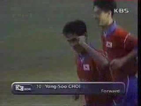 Choi Yong Soo shoot
